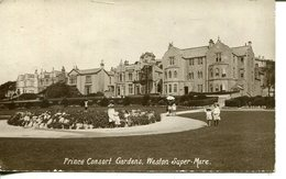 007093  Prince Consort Gardens, Weston-Super-Mare - Weston-Super-Mare