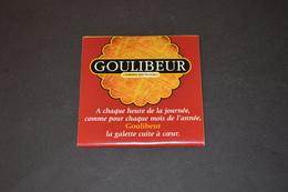 Mini Calendrier 2000 Galettes GOULIBEUR - Calendriers