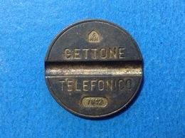 1978 ITALIA TOKEN GETTONE TELEFONICO SIP USATO 7812 - Altri