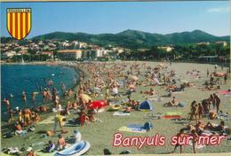 66 Banyuls Sur Mer - Cpm / La Plage. - Banyuls Sur Mer