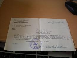 Deutsche Volsgruppe Im Unabhangigen Staate Kroatien  Indija Srem Okupation  Nazy Ustase 1942 - 1939-45