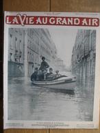 1910 HARRY LEWIS/MEETING DE LOS ANGELES/AVIATION : SALON DE BRUXELLES ( Stand HANRIOT)/ INONDATIONS USINES AUTOMOBILE - Livres, BD, Revues