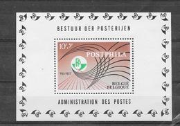 België 1967 Y&T  Nr BL44 (o) - Blocs 1962-....