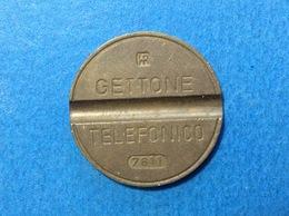 1978 ITALIA TOKEN GETTONE TELEFONICO SIP USATO 7811 - Altri