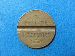 1978 ITALIA TOKEN GETTONE TELEFONICO SIP USATO 7810 - Altri