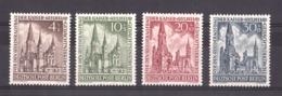 Allemagne - Berlin - 1953 - N° 92 à 95 - Neufs * - Eglise Du Souvenir De L'empereur Guillaume - [5] Berlin