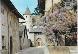 THEYS ISERE Le Château LESDIGUIERES - Theys