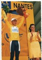 CYCLISME TOUR DE FRANCE    CP OPTIQUE SOCIALE  SERIE LIMITEE  ROMAIN FEILLU - Cyclisme