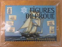 FIGURES DE PROUE 2008. Livre NEUF Bien Complet Des 6 TIMBRES - Maritime