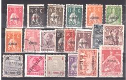 Açores - Lot De Timbres Anciens - Stamps