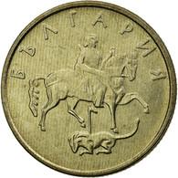Monnaie, Bulgarie, 20 Stotinki, 1999, Sofia, SPL, Copper-Nickel-Zinc, KM:241 - Bulgarie