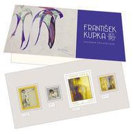 France 2018 - Yv N° 144 ** Souvenir - Kupka   (sous Blister) - Souvenir Blocks & Sheetlets