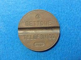 1978 ITALIA TOKEN GETTONE TELEFONICO SIP USATO 7808 - Altri