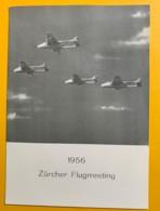 8065 - Zürcher Flugmeeting 27.05.1956 - Meetings