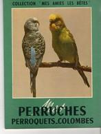 Mes Amis Les Bêtes, PERRUCHES, Perroquets, Colombes, 30 Pages, De 1967, élevage, Alimentation - Animaux