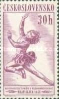 USED STAMPS Czechoslovakia - Sports Events Of -1958 - Czechoslovakia