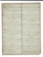 """AUSTERLITZ , Poème En Latin Et Français """" Bataille Mémorable Des Trois Empereurs """" ( Traduit 1808 Chateaudun ) - Historical Documents"""