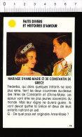 Mariage D'Anne-Marie Et De Constantin De Grèce  167-ES-FD/3 - Vieux Papiers