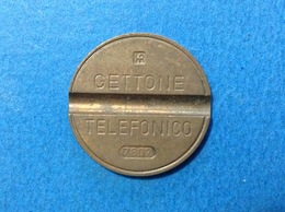 1978 ITALIA TOKEN GETTONE TELEFONICO SIP USATO 7807 - Italia