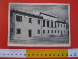 CA.15 ITALIA CARD - 1925 PORTOFERRAIO ISOLA ELBA PALAZZINA NAPOLEONICA NAPOLEONE NAPOLEON - Storia