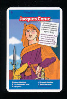 Humour - Jacques Coeur / A Coeur Vaillant Rien D'impossible / Né à Bourges Argentier Du Roi  //I  IM 135/10 - Vieux Papiers