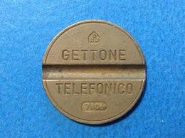 1978 ITALIA TOKEN GETTONE TELEFONICO SIP USATO 7806 - Italia