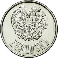 Monnaie, Armenia, 3 Dram, 1994, SPL, Aluminium, KM:55 - Arménie