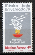 Messico Mexico 1979 - Giochi Universitari Mondiali University World Games 1979  MNH ** - Altri