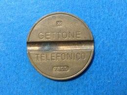 1978 ITALIA TOKEN GETTONE TELEFONICO SIP USATO 7805 - Italia