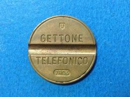 1978 ITALIA TOKEN GETTONE TELEFONICO SIP USATO 7804 - Altri