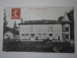 10 Piney, Chateau De Rachizy (A5p63) - France