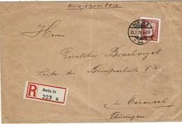 Nr. 362 Y, Portogerechte EF, Mi. 100.-  , #9240 - Deutschland