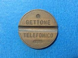 1978 ITALIA TOKEN GETTONE TELEFONICO SIP USATO 7803 - Altri