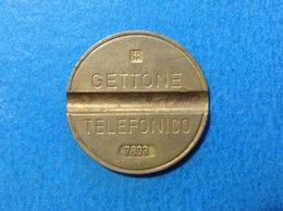 1978 ITALIA TOKEN GETTONE TELEFONICO SIP USATO 7803 - Italia