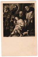 Brussel, Bruxelles, J Jordaens, Suzanne Et Les Deux Vieillards, Musée Ancien (pk55496) - Musées