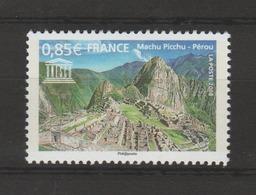 FRANCE / 2008 / Y&T SERVICE N° 141 ** : UNESCO (Cité Inca De Machu Picchu) - Gomme D'origine Intacte - Neufs