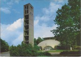 Wz-hoki-e-000-47 -  Homburg - Kath - Pfarrkirche St. Fronleichnam - Saarpfalz-Kreis