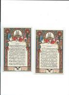 LOT   De    5    Cartes    Russes   De   1914   :   Hymnes  Nationaux  ( France,  Belgique, Russie, Japon Et Monténégro) - Russia