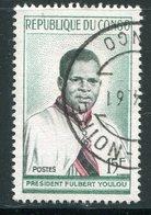 CONGO- Y&T N°137- Oblitéré - Oblitérés