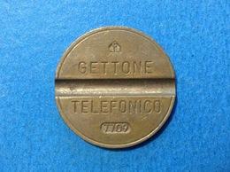 1977 ITALIA TOKEN GETTONE TELEFONICO SIP USATO 7709 - Altri