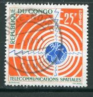 CONGO- Y&T N°154- Oblitéré - Congo - Brazzaville