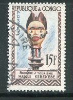 CONGO- Y&T N°157- Oblitéré - Congo - Brazzaville