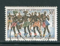 CONGO- Y&T N°164- Oblitéré - Congo - Brazzaville