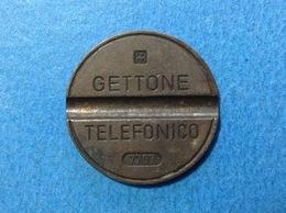 1977 ITALIA TOKEN GETTONE TELEFONICO SIP USATO 7707 - Altri