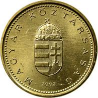 Monnaie, Hongrie, Forint, 2002, Budapest, SUP, Nickel-brass, KM:692 - Hongrie