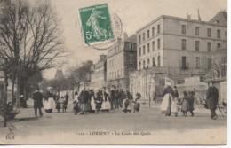 56 LORIENT  Le Cours Des Quais - Lorient
