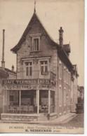 55 St-MIHIEL  Hôtel Terminus Face à La Gare - Saint Mihiel