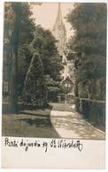 Brussel, Bruxelles, Partie Du Jardin St Elisabeth, Carte Photo (pk55505) - Forêts, Parcs, Jardins
