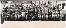 MALDEGEM   == +- 1973  FOTO 17 X 7 CM  -  50 JAAR GILDELEVEN - Maldegem