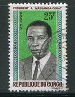 CONGO- Y&T N°173- Oblitéré - Congo - Brazzaville